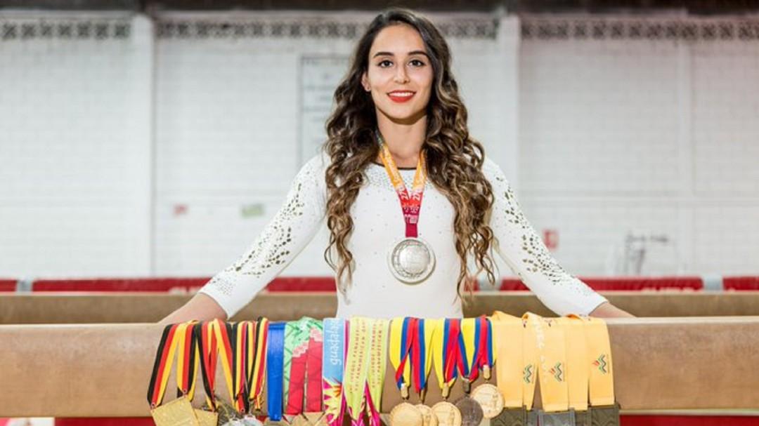 Elsa García, gimnasta mexicana denuncia agresiones de entrenadores