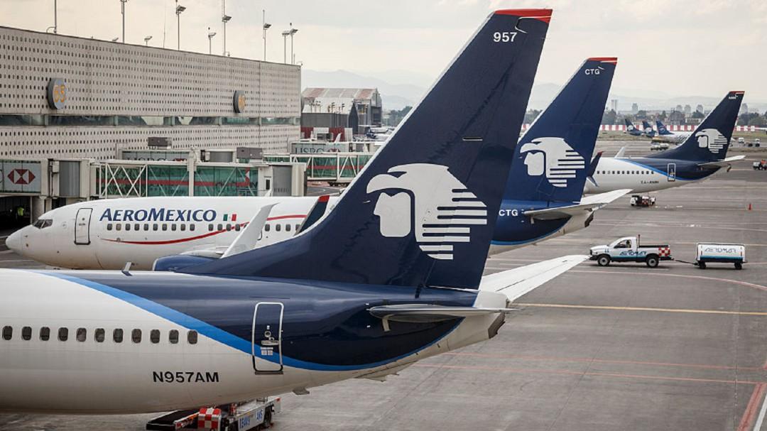 ¿Qué es lo que ocurre con Aeroméxico?