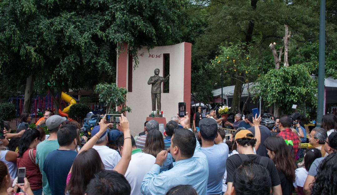 La CDMX realizará homenaje a José José en el Zócalo