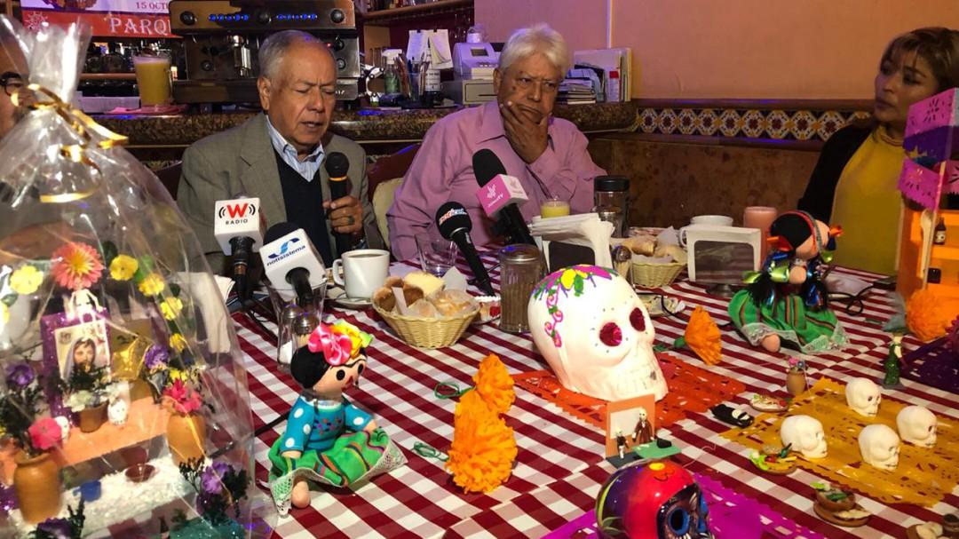 Anuncian Feria del Cartón en el parque Morelos