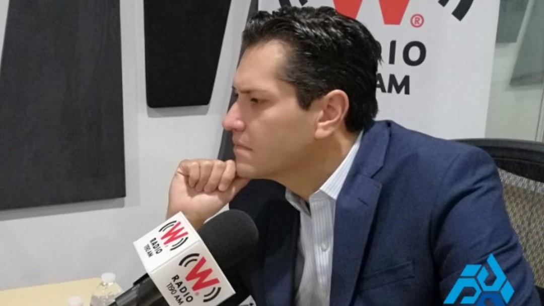 Entrevista con Mauro Garza sobre recorte presupuesto federal