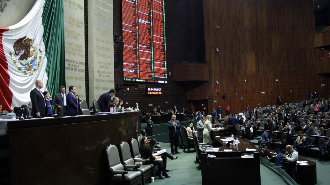 Aprueban diputados en lo general Ley de Austeridad Republicana