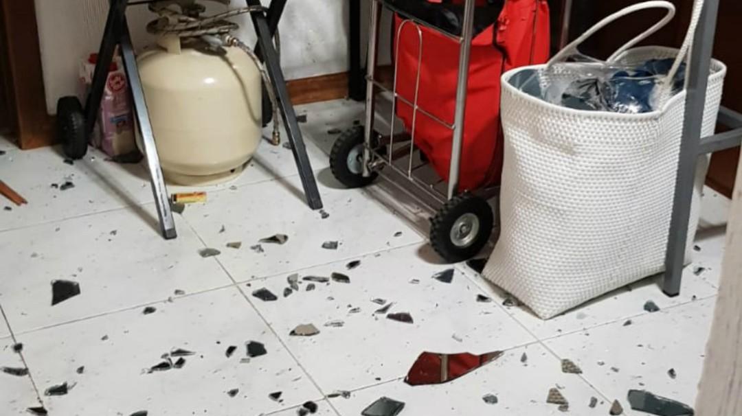 Fuga de gas causa explosión en casa habitación en Guadalajara