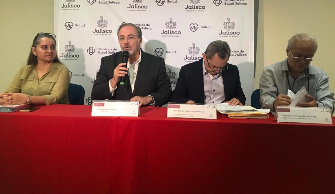Sube a cinco mil 704 los casos de dengue en Jalisco