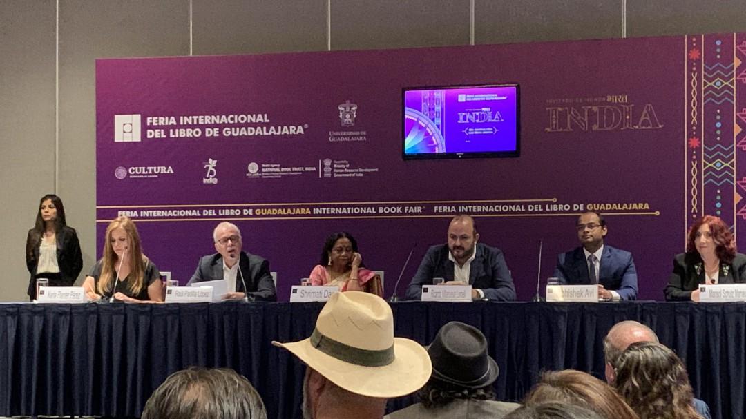 Presentan el programa de la FIL 2019