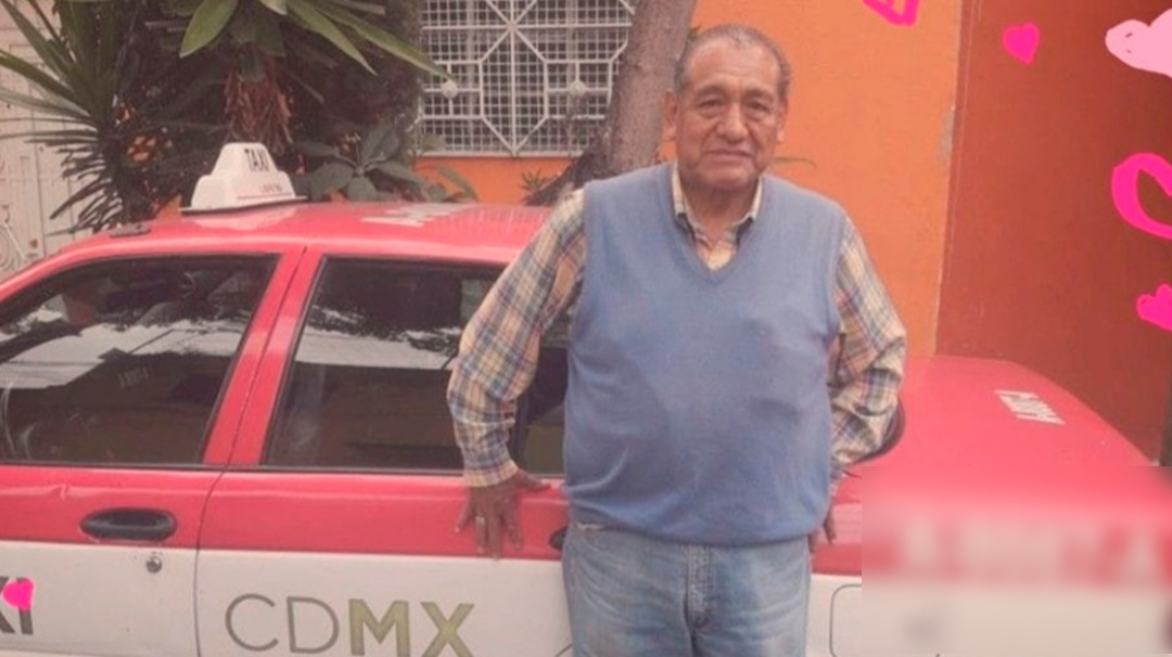 """Promociona a su papá taxista por redes: """"Servicio de taxi limpio y seguro"""""""