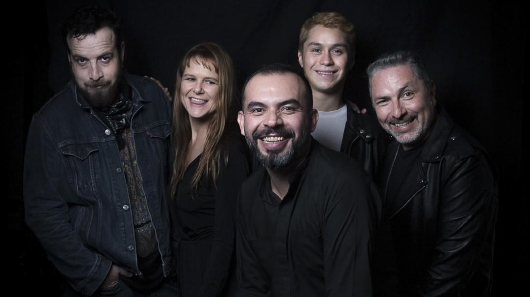 """#ExclusivaWFM: Alejandro Franco y el elenco de la obra """"Titus"""""""