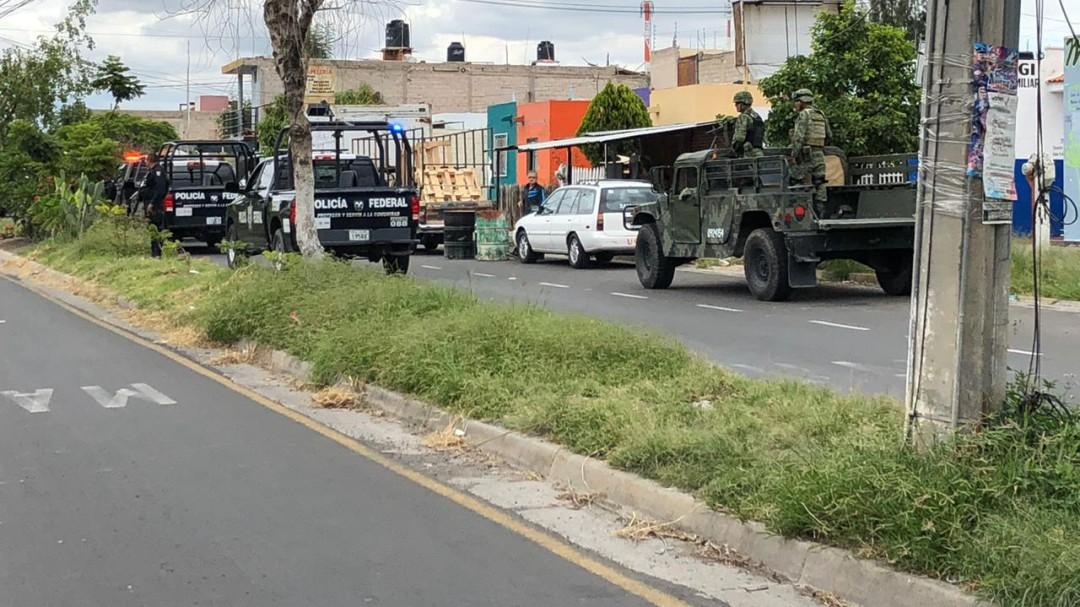Sujetos disparan a policías investigadores en San Gabriel
