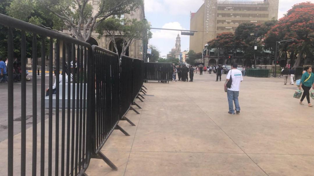 Cierre de calles por Romería comienza a las 5:00 pm