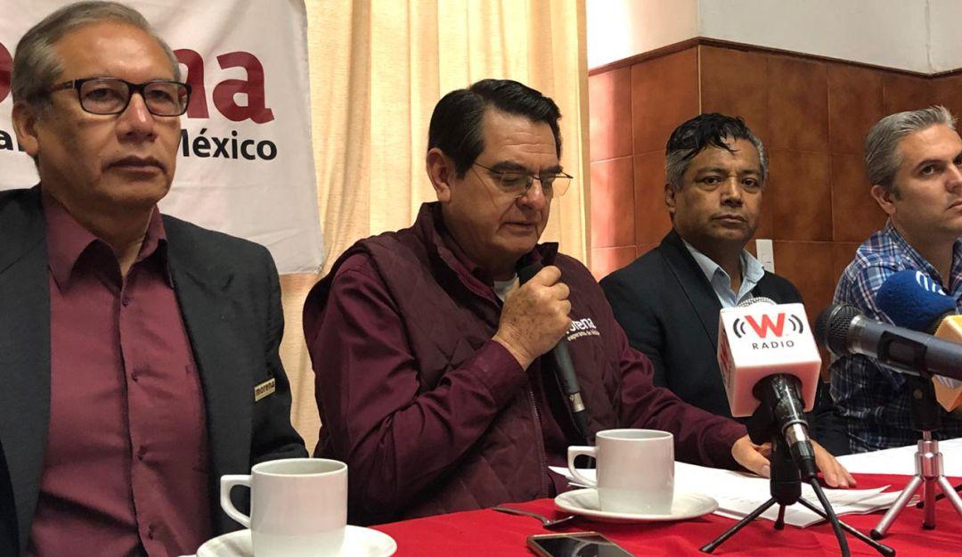 Morena descarta que gobierno de Jalisco saboteé sus elecciones
