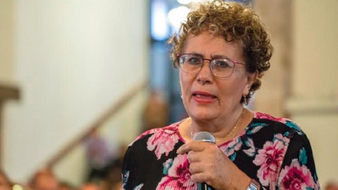 El proceso en Morena continúa: Bertha Luján