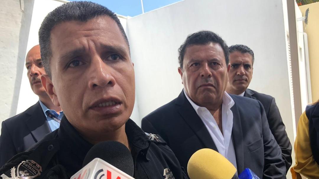 Refuerzan seguridad en límites con Michoacán