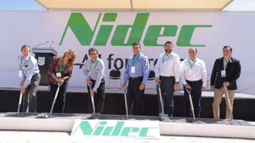 Motores de Reynosa Nidec construye otra empresa en Matamoros