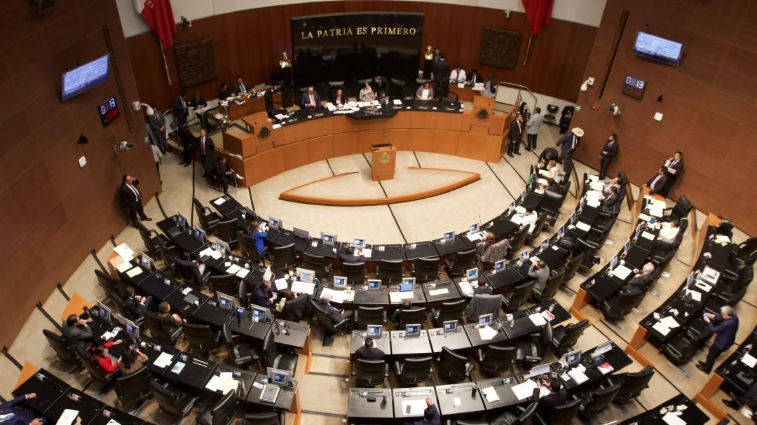 Senado discute revocación de mandato