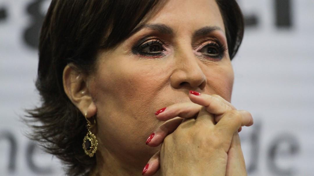 Confían abogados de Rosario Robles conseguirle prisión domiciliaria