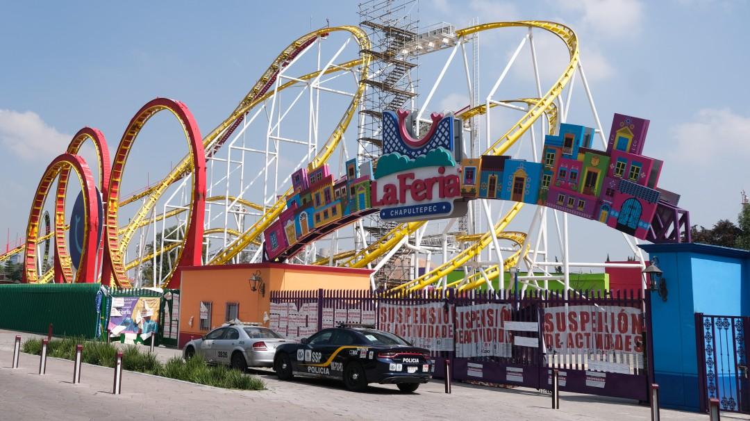 Anuncian licitación internacional para Feria de Chapultepec