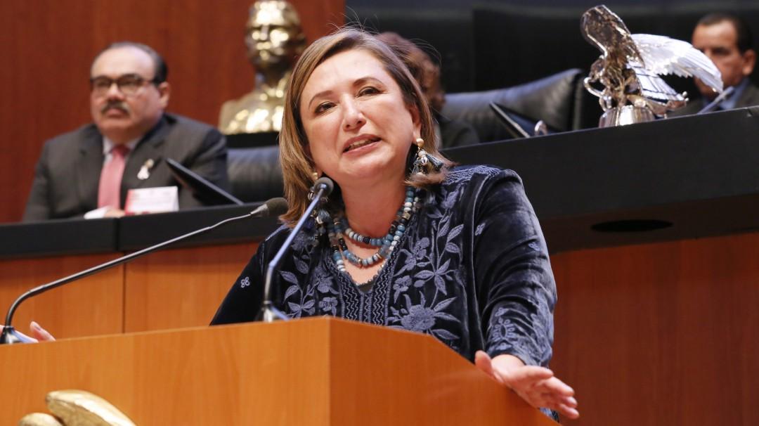 Revocación de mandato es un derecho de los ciudadanos: Xóchitl Gálvez