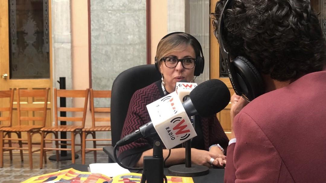 Restricciones presupuestales no afectan a Cervantino: Aymerich Ordoñez
