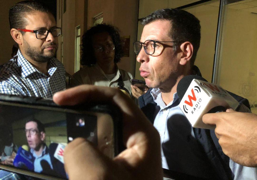 Acusaciones contra ex secretarios tienen tintes políticos: Miguel Castro