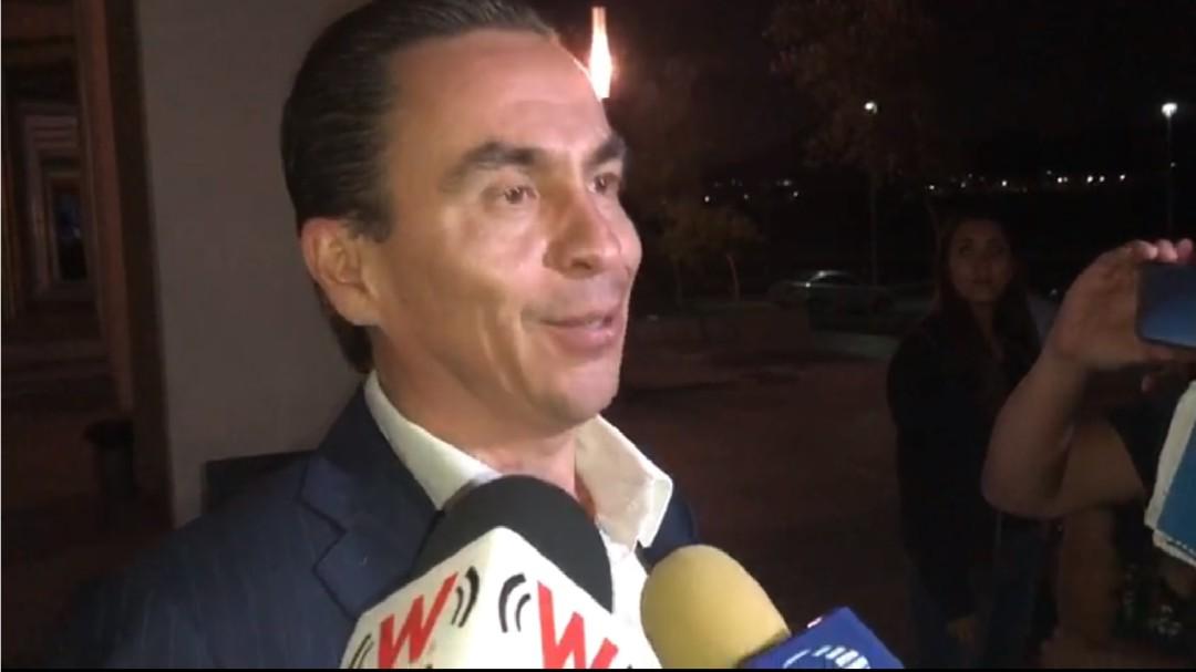 Salvador Rizo se niega a hablar del proceso judicial en su contra