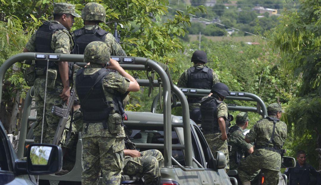 IGUALA: Enfrentamiento deja 15 muertos en Guerrero