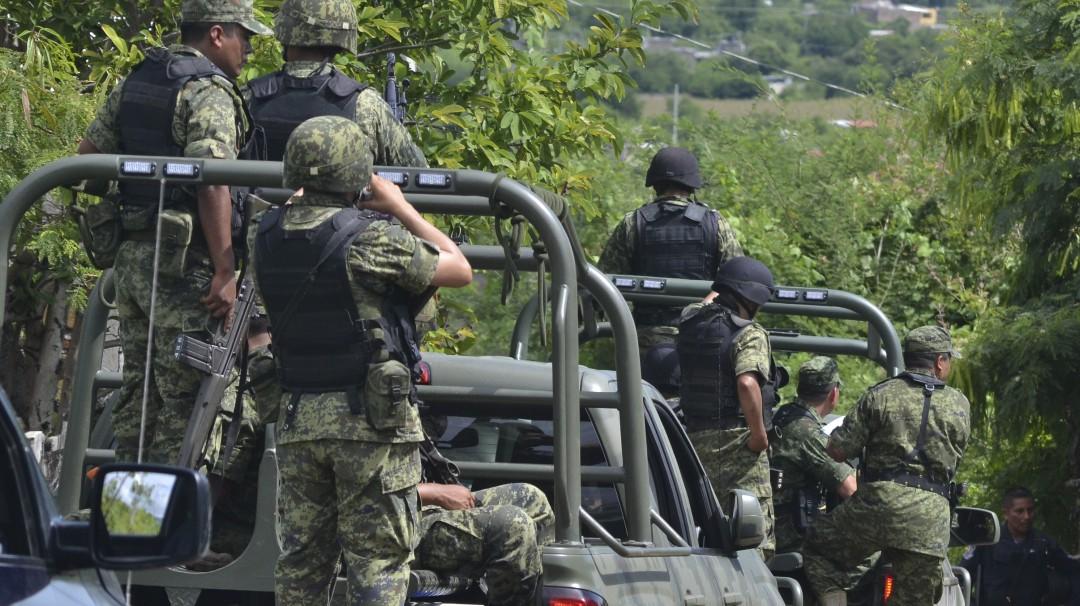 Enfrentamiento deja 15 muertos en Guerrero