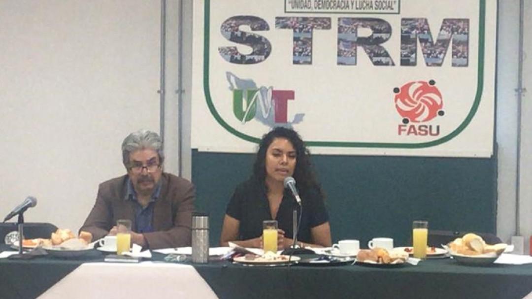 Denuncia Sindicato de Notimex presión para crear un sindicato blanco