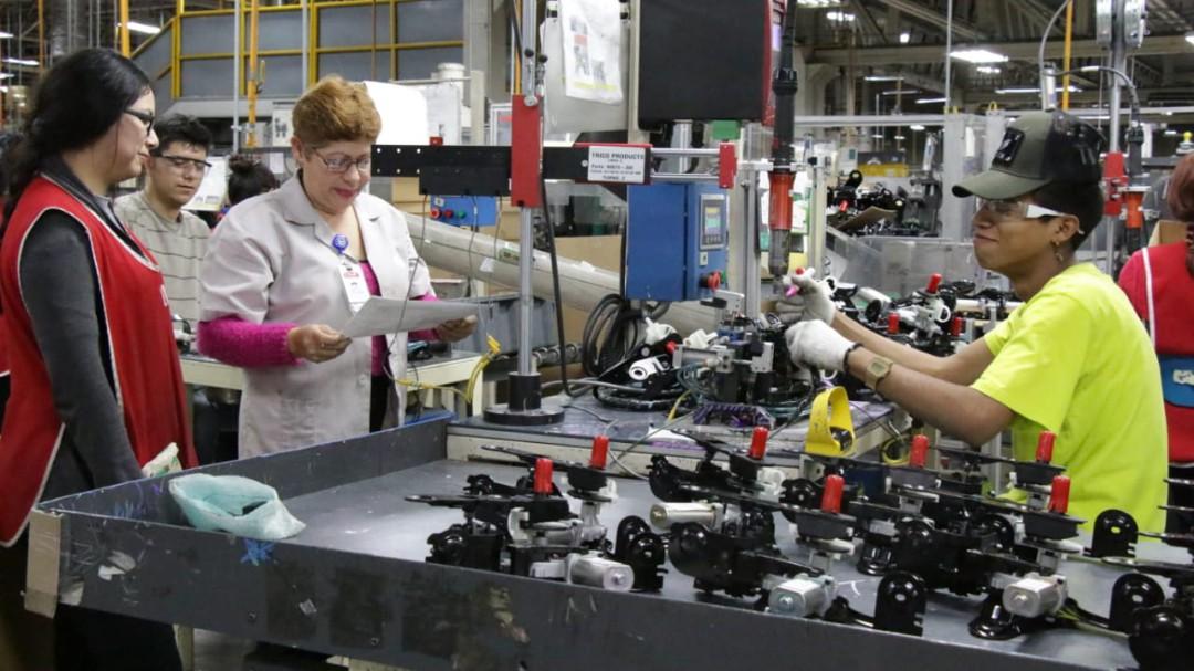 Reportan nueva alza de empleo en Tamaulipas