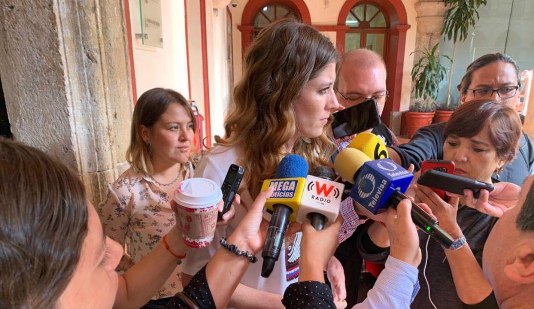 Fela Pelayo cuestiona Ley de Amnistía para Mujeres Violentadas