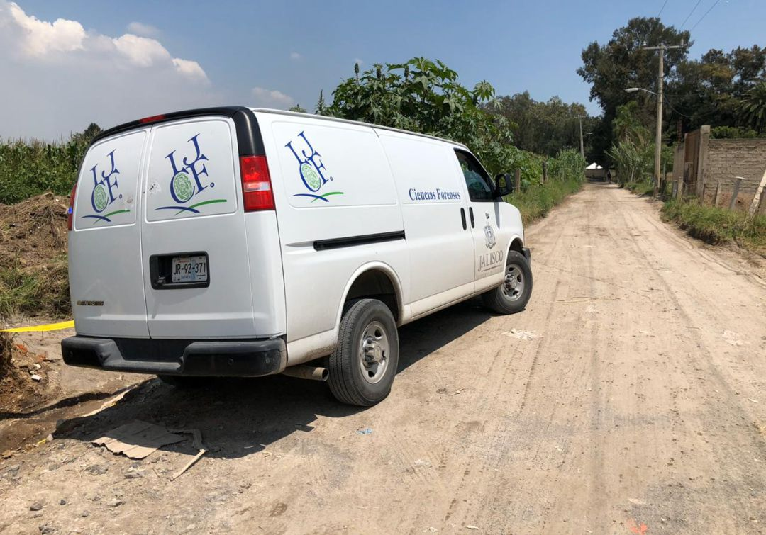Localizan restos humanos en zona despoblada de Tonalá