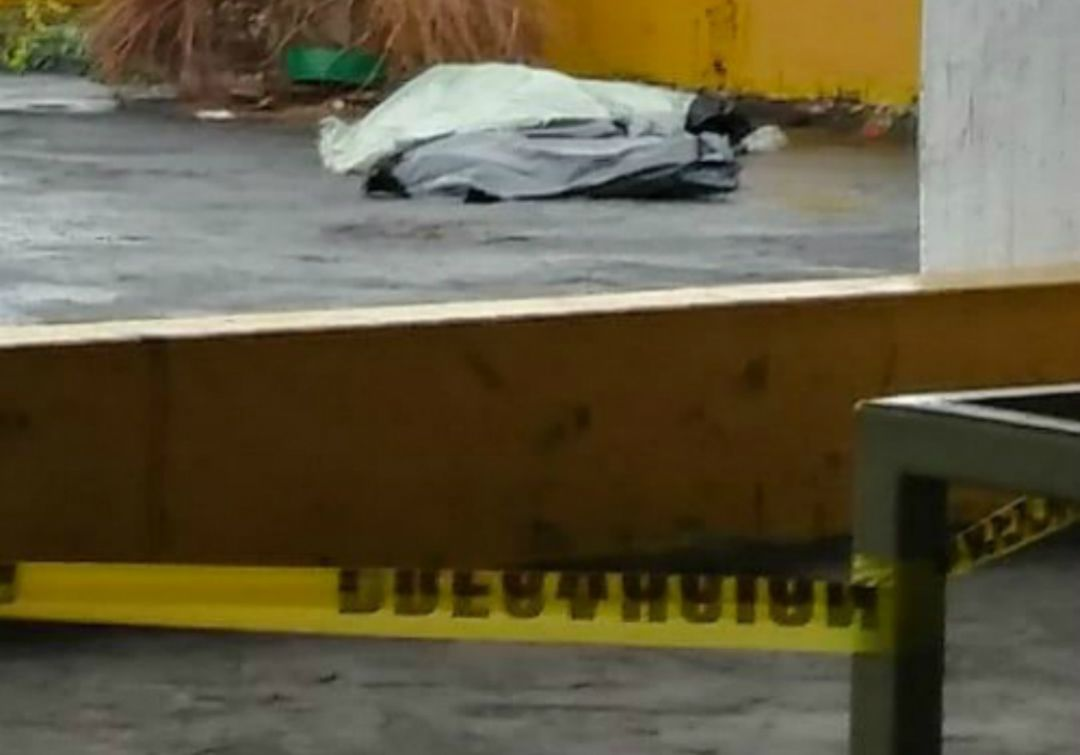 Encuentran a una mujer muerta en el Centro Histórico de Guadalajara