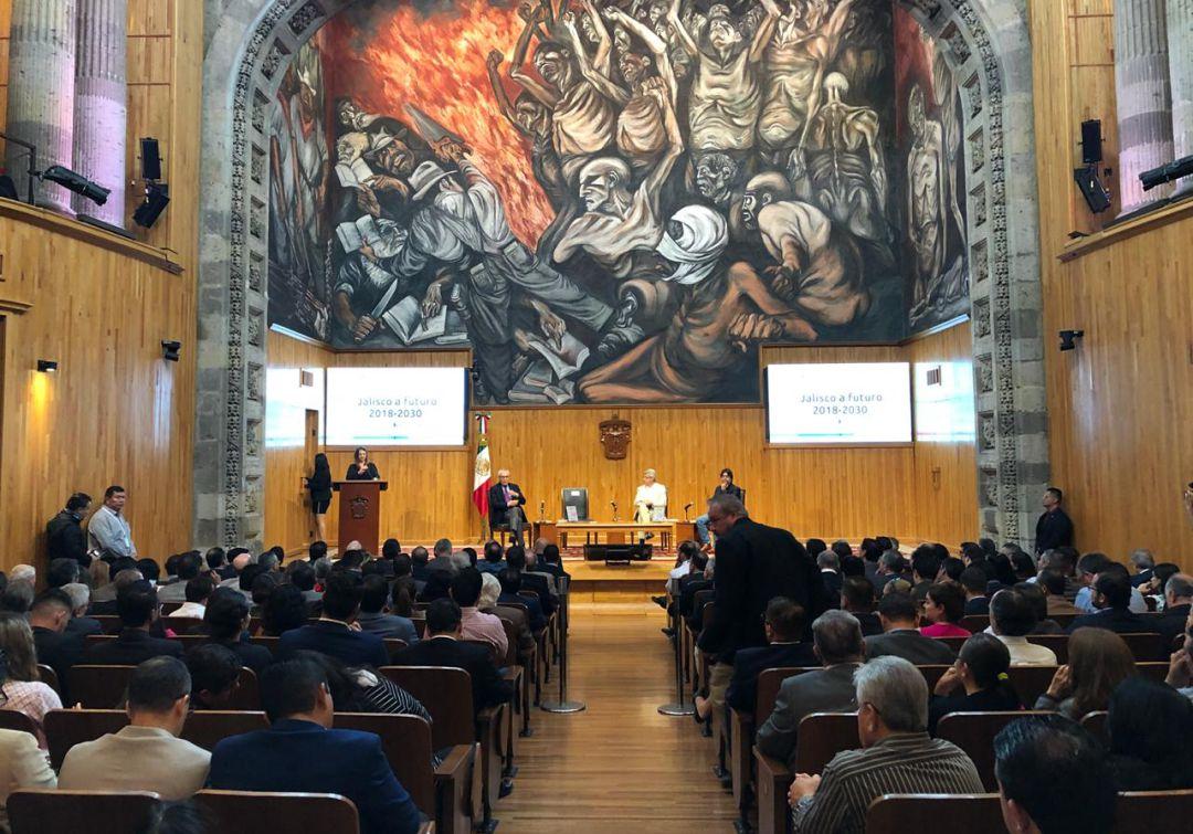UdeG presenta estudio para atender el porvenir de Jalisco