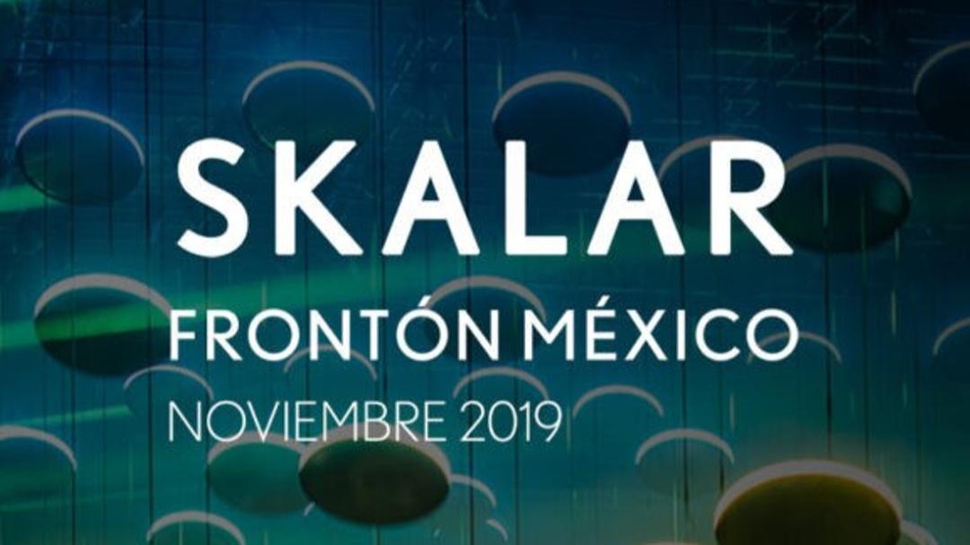 SKALAR: la impactante instalación de arte digital