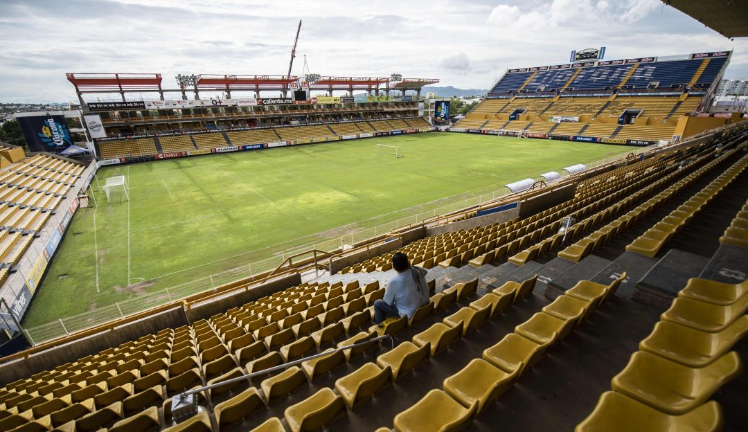 Se suspende el Dorados vs Atlante por balaceras en Culiacán