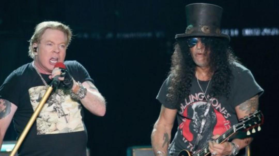 Cierre de vialidades por concierto de Guns N' Roses