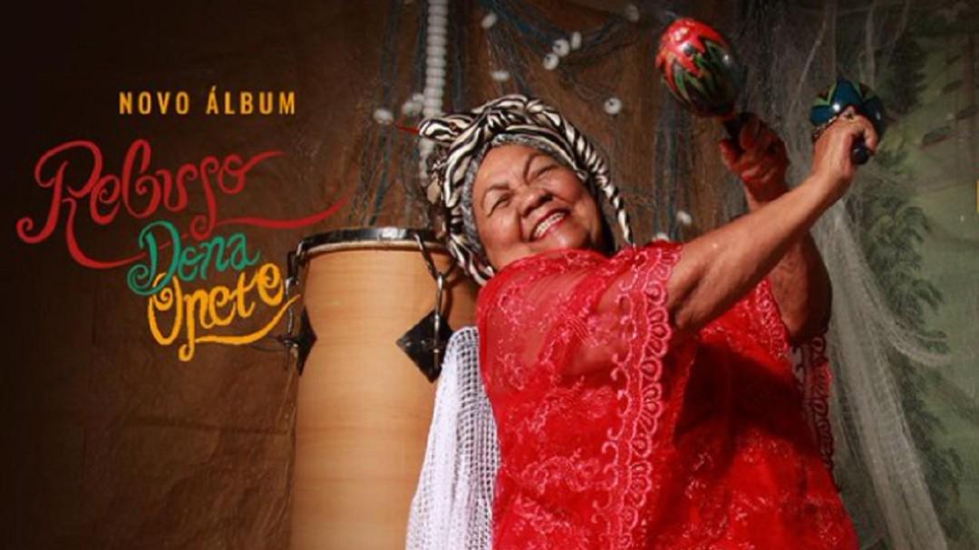Mi música es alegría y color: Dona Onete