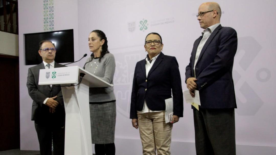 Eventos de Fórmula 1 no se afectarán por violencia en Culiacán: Sheinbaum