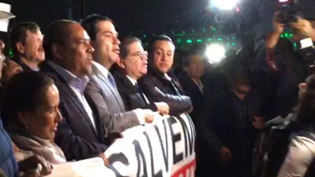Jesús Ramírez miente: Alcalde de Huixquilucan