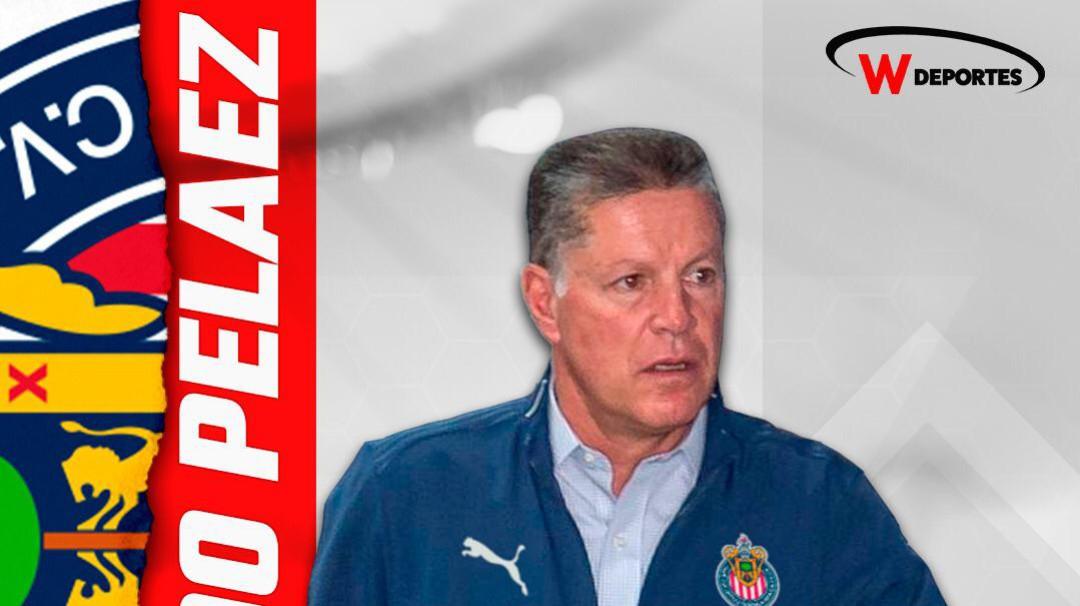 Ricardo Peláez llega a las Chivas