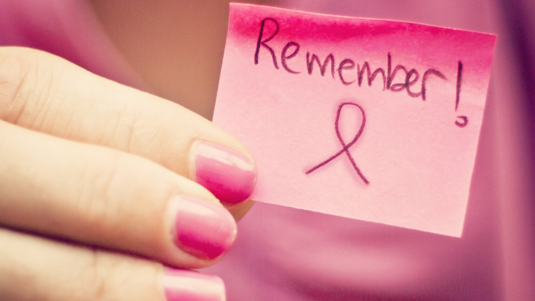 Luchemos contra el cáncer de mama
