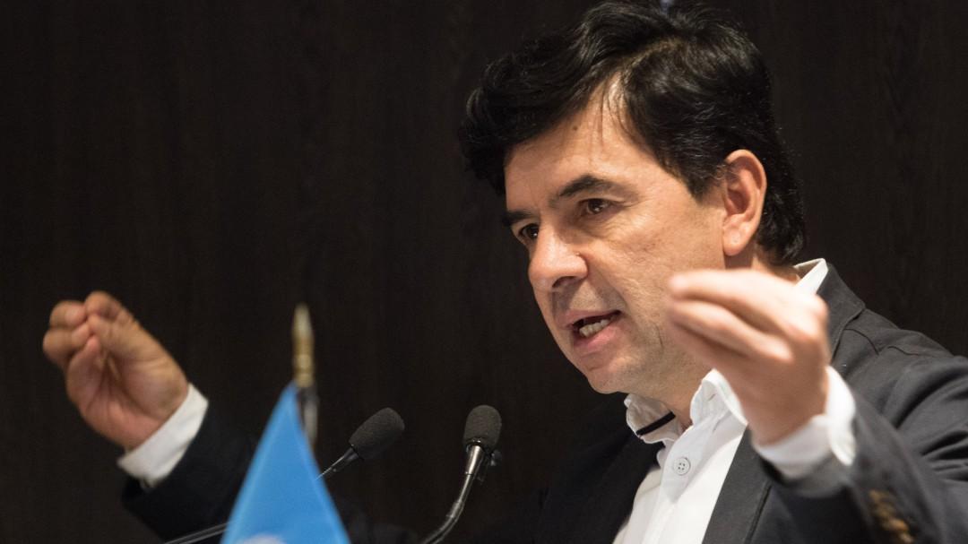 Fue mínima la cantidad de gas lacrimógeno para alcaldes: Jesús Ramírez