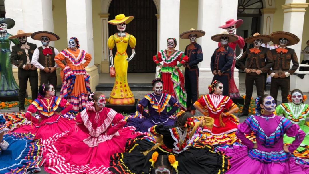 Anuncian festival de muertos en Tlaquepaque