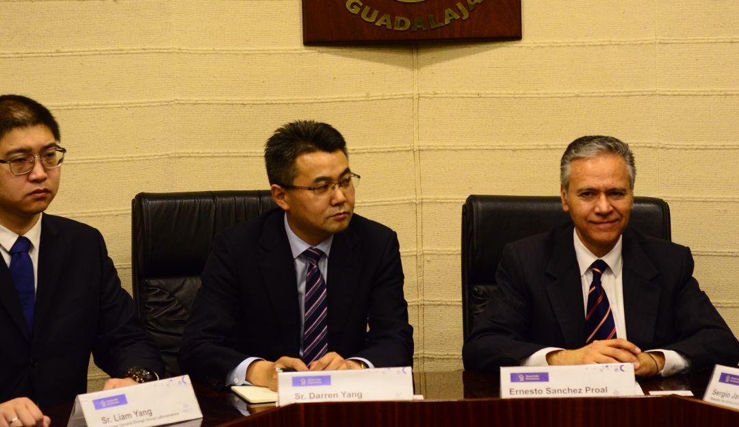 Anuncian inversión de China en Jalisco