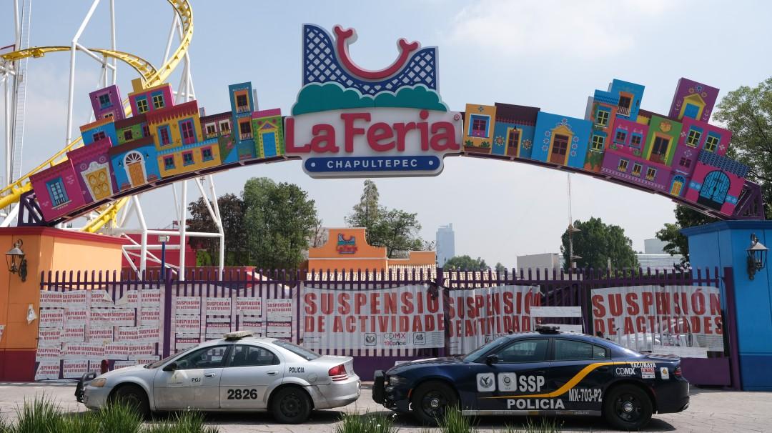 Vinculan a proceso a cuatro empleados de la Feria de Chapultepec