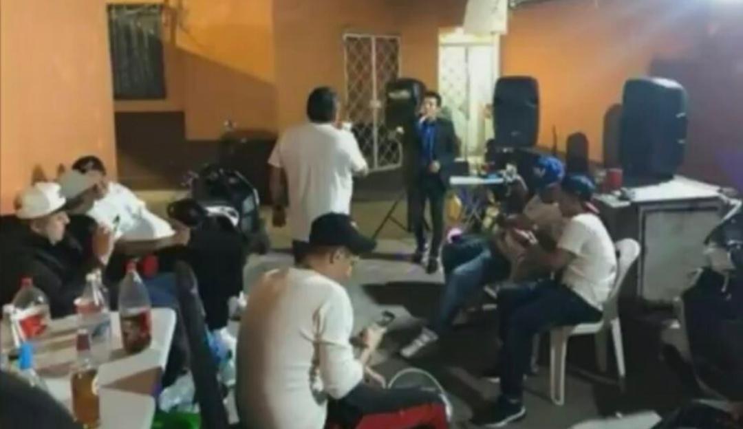 Así fue la fiesta en Tepito de los 27 detenidos por operativo