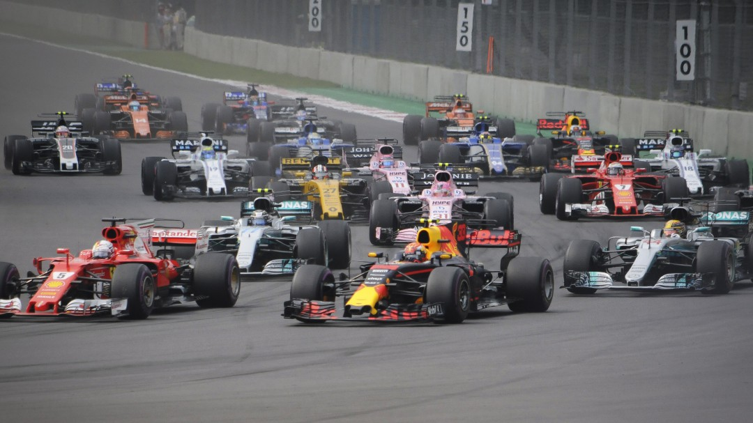 Seguridad Ciudadana vigila Gran Premio de México
