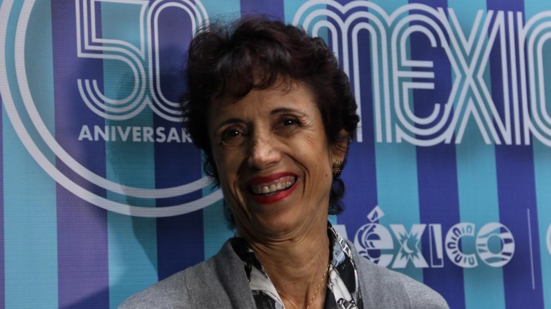 Fallece Enriqueta Basilio, la primera mujer en prender un pebetero olímpico