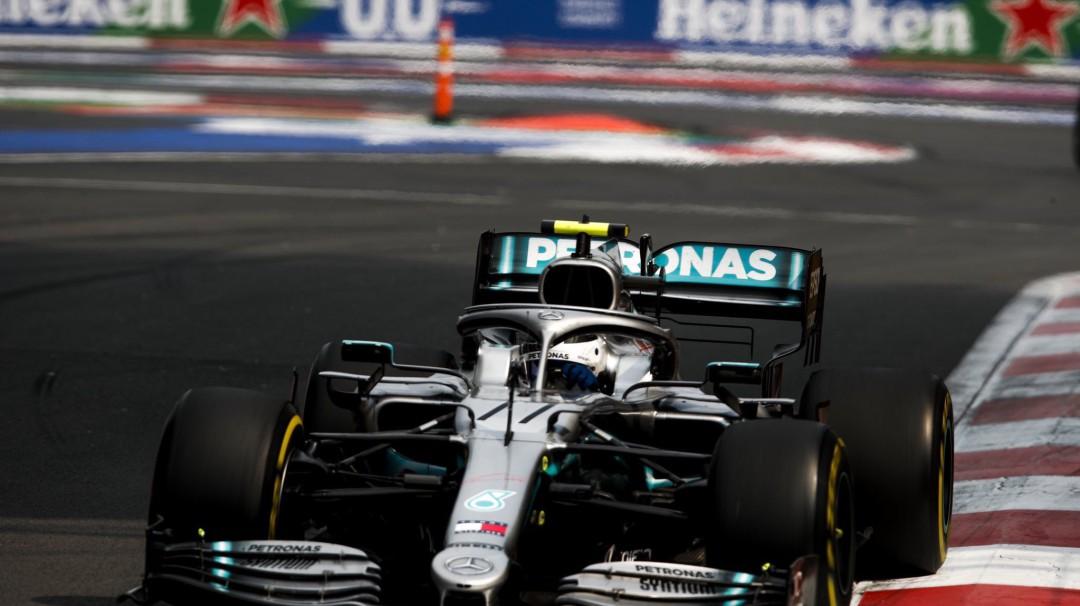 Lewis Hamilton gana por segunda vez en México