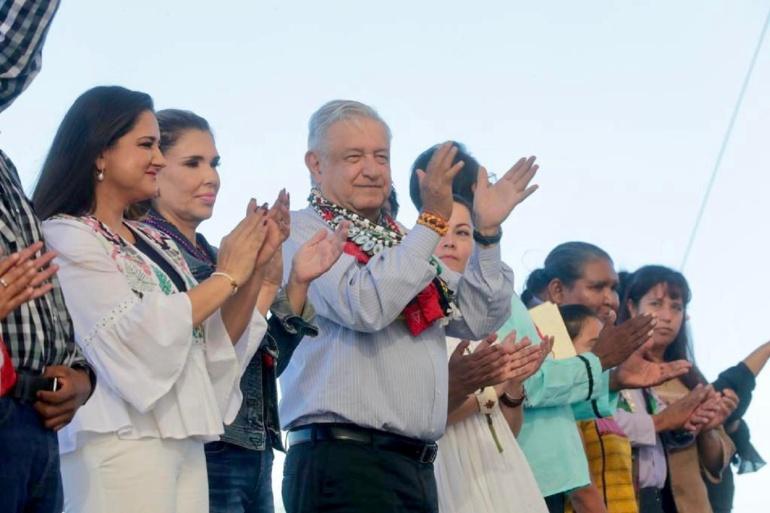 Reitera AMLO en Sonora su defensa al fallido operativo en Culiacán, Sinaloa