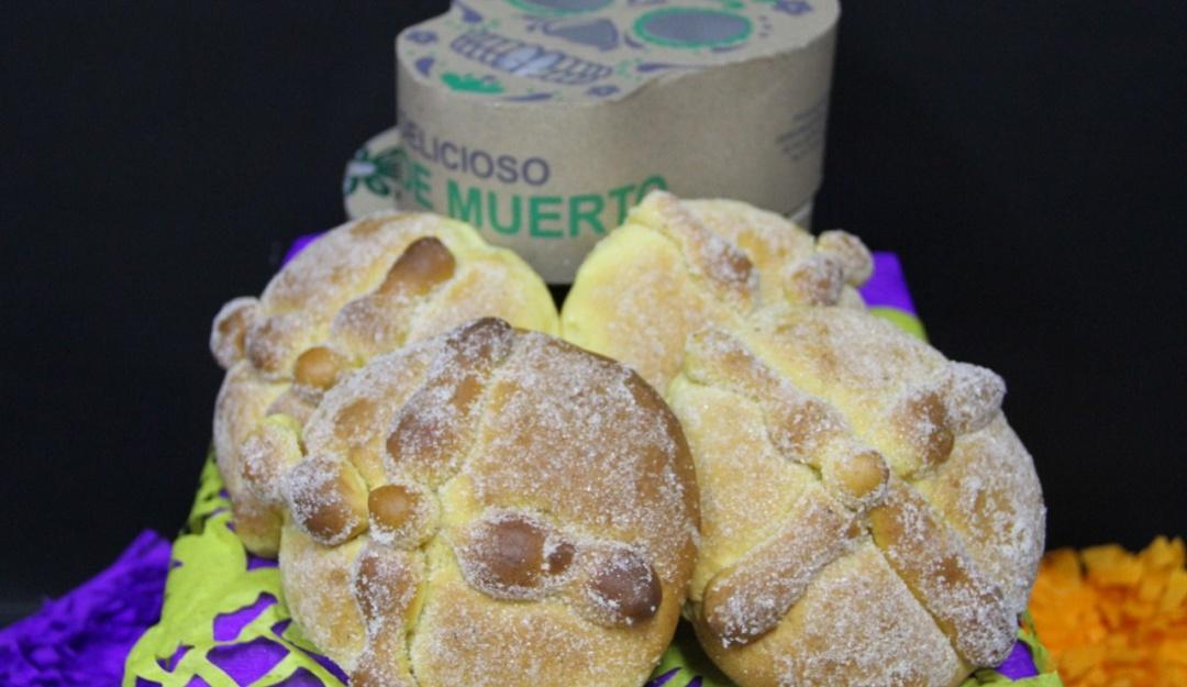 Inicia venta de pan de muerto hecho por internos de penales de la CDMX
